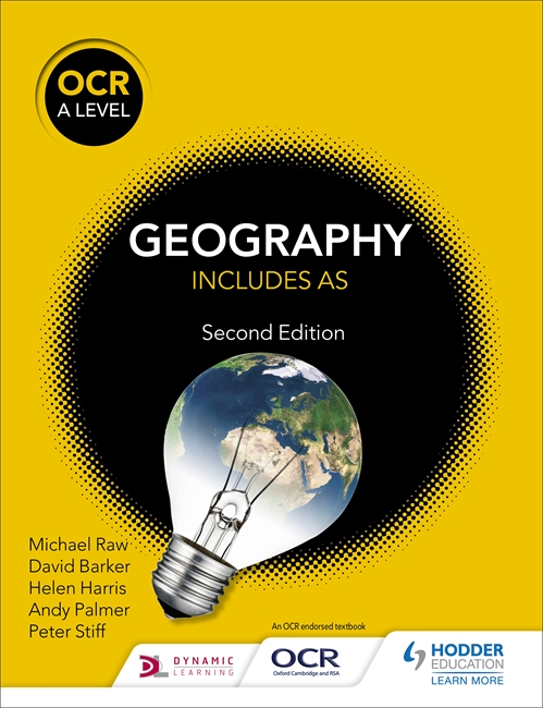 OCR A-level Geography