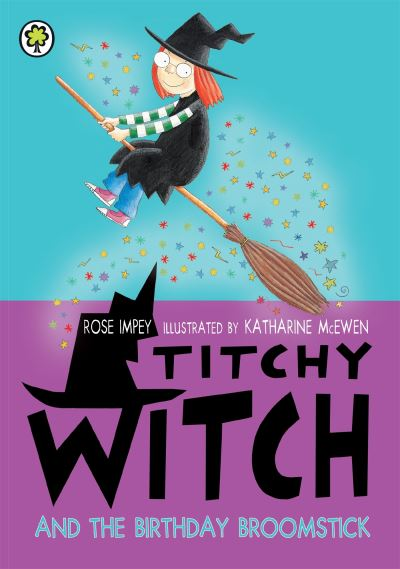 Titchy-witch and the birthday broomstick