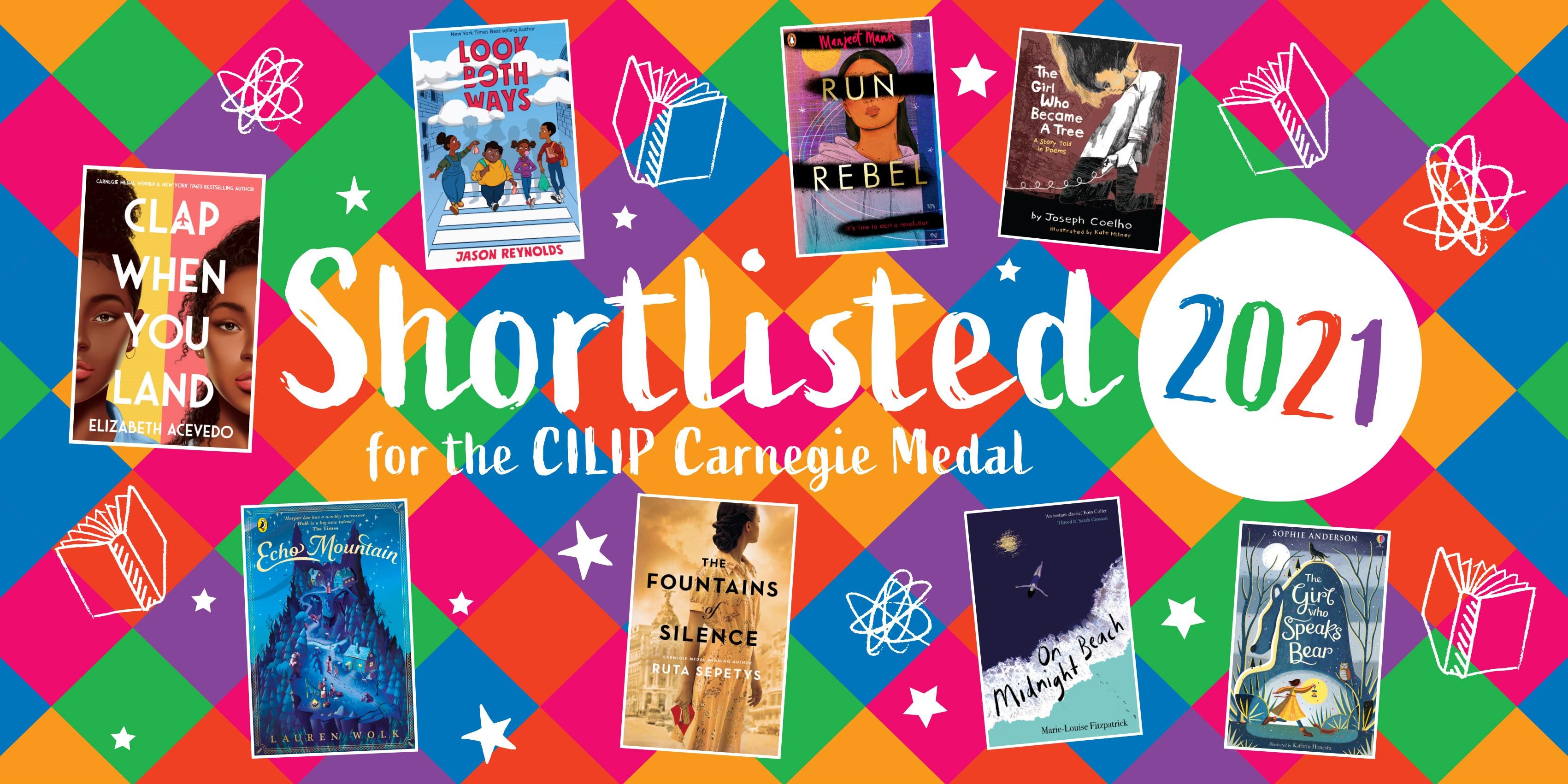 Carnegie Medal shortlist 2021