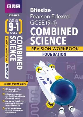 BBC Bitesize Edexcel GCSE (9-1) Combined Science revision workbook Foundation