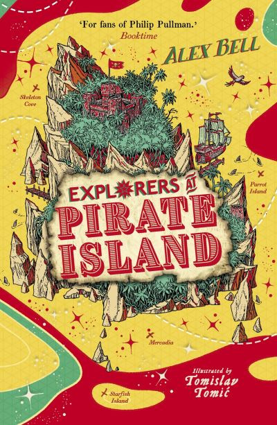 Explorers on Pirate Island