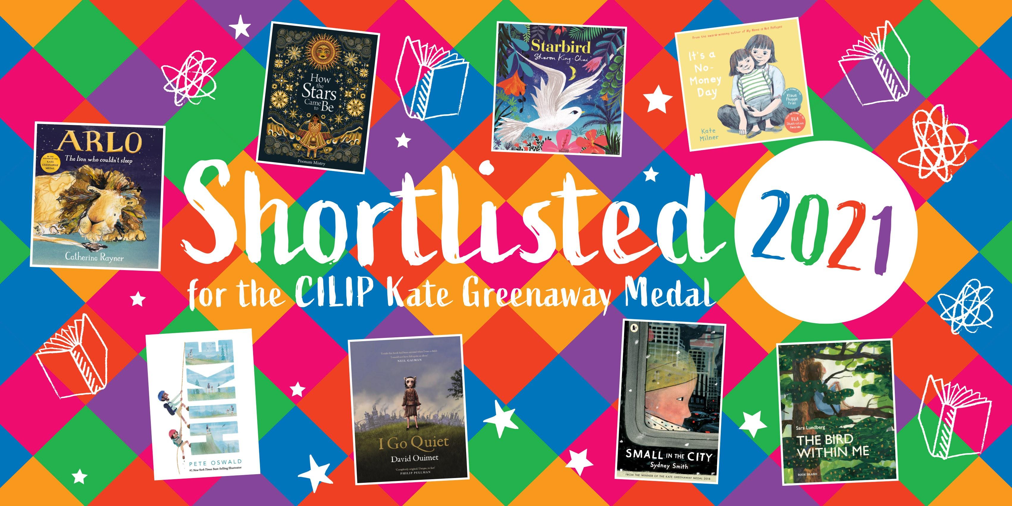 Kate Greenaway Medal shortlist 2021