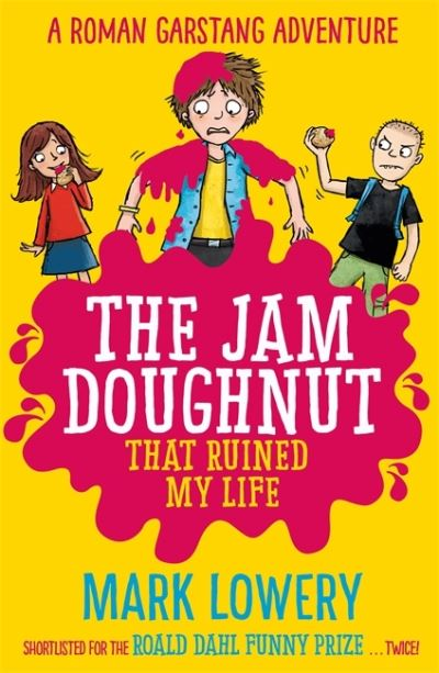 The jam doughnut that ruined my life
