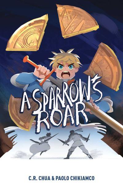 A sparrow's roar