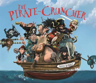 The pirate-cruncher