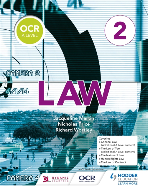 OCR A Level Law 2