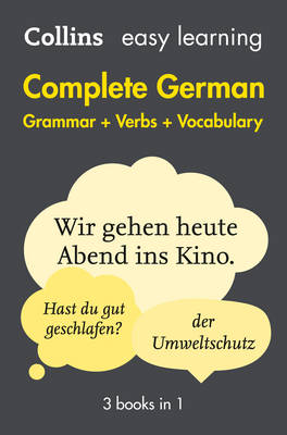 Collins Easy Learning Complete German