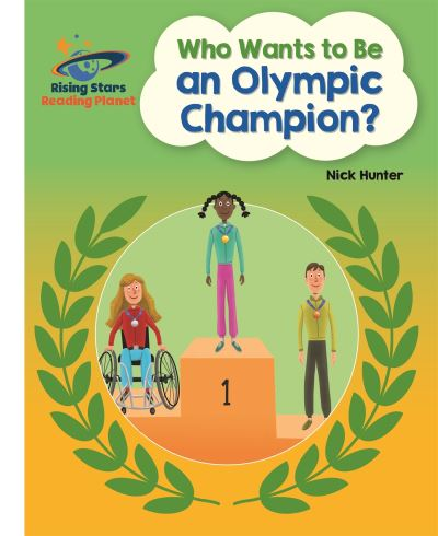 Who wants to be an Olympic champion?