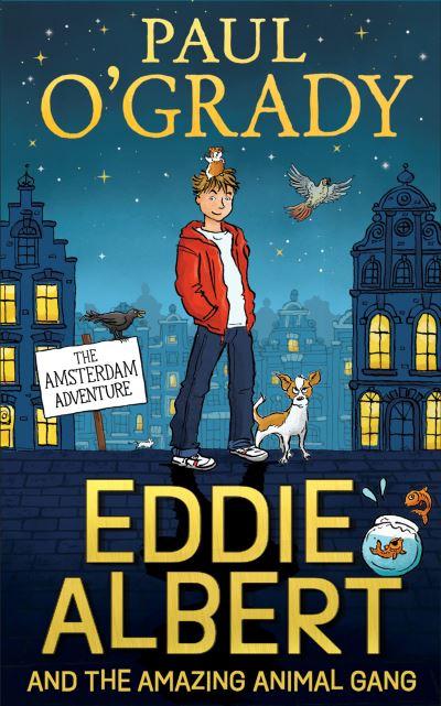 Eddie Albert and the amazing animal gang