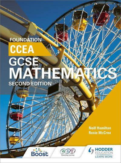 CCEA GCSE Mathematics Foundation