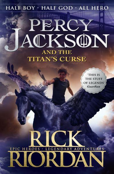 Percy Jackson and the Titan's curse