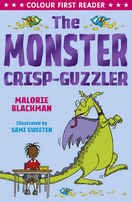 The monster crisp-guzzler