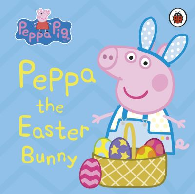 Peppa the Easter bunny