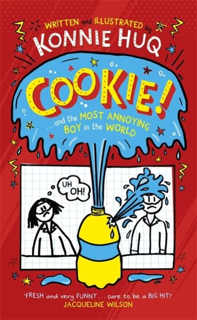 Cookie! ...and the most annoying boy in the world