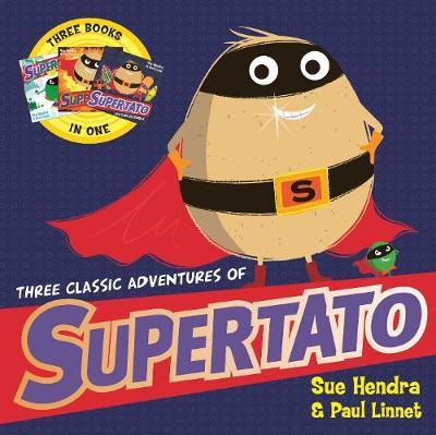 Three classic adventures of Supertato
