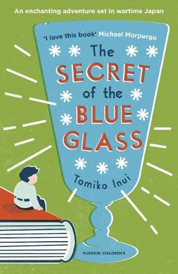 The secret of the blue glass
