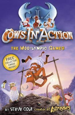 The moo-lympic games