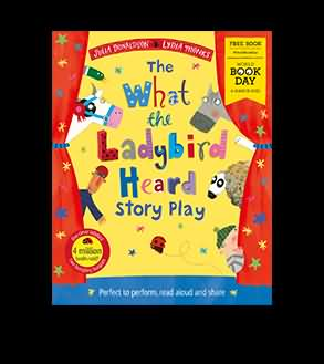 WBD The what the ladybird heard story play single