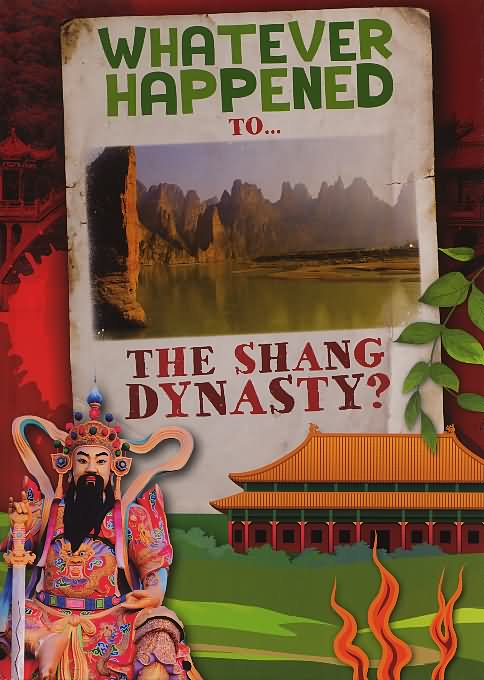 Whatever happened to the Shang Dynasty?