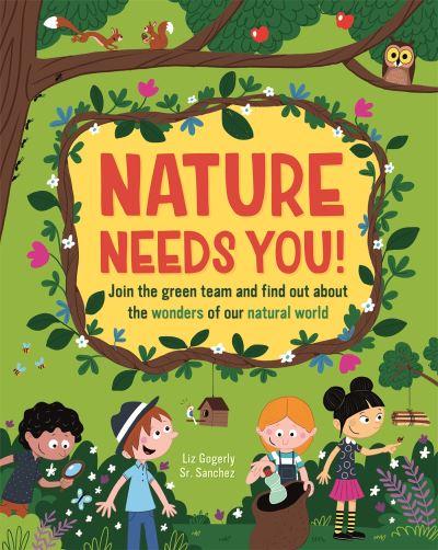 Nature needs you!