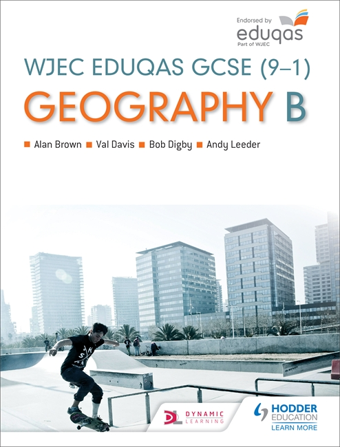 WJEC Eduqas GCSE (9-1) Geography B
