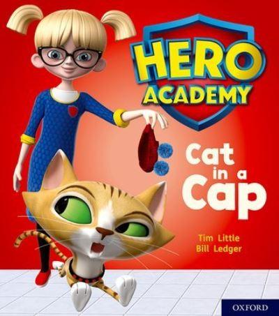 Cat in a cap