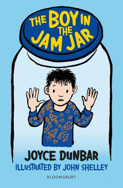 The boy in the jam jar
