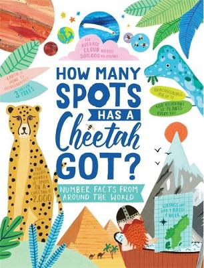 How many spots has a cheetah got?