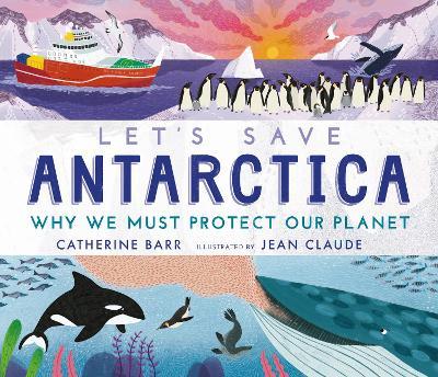 Let's save Antarctica