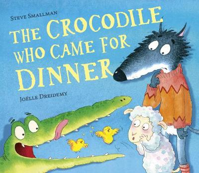 The crocodile who came for dinner