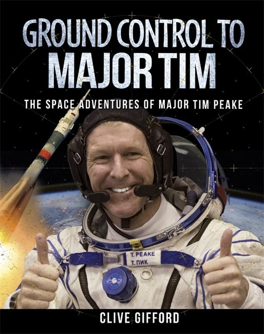 Ground control to Major Tim