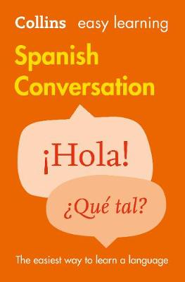 Collins Easy Learning Spanish Conversation