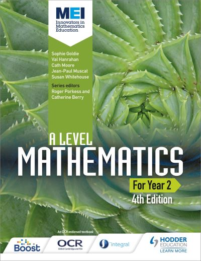 MEI A Level Mathematics for Year 2