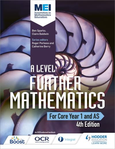 MEI A Level Further Mathematics Core Year 1 (AS)